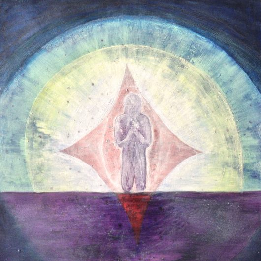 Dream Vision - Acrylic on Canvas